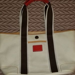 Coach Mini Canvas Tote